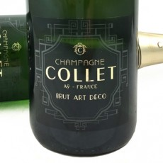 Champagne Collet Art Deco Brut NV