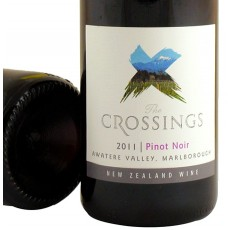The Crossings Awatere Valley Pinot Noir 2017
