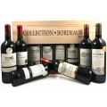 Gold Medal Bordeaux Wooden Collection 6-Pack