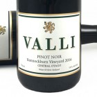 Valli Bannockburn Vineyard Central Otago Pinot Noir 2017