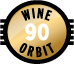 90 Points,  Sam Kim - Wine Orbit