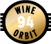 94 Points, Sam Kim - Wine Orbit