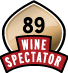 89 Points, Wine Spectator
