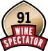 91 Points, Wine Spectator