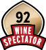 92 Points, Wine Spectator
