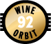92 Points,  Sam Kim - Wine Orbit